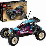 LEGO 42124 Technic off-Road Buggy Control+ App-Controlled Retro RC Car $129 Delivered (Usually $199.99) @ Amazon AU