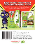 50% Off Mortein Automatic Indoor/Outdoor Insect Control System at Woolworths/Safeway