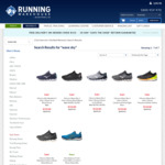 Mizuno Wave Sky 4 Running Shoes $110 + $5 Delivery ($0 over $150 Spend) @ Running Warehouse