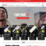 FITAID Drinks - $25 off or 2 Cans $3.99 Delivered for New Customers @ Lifeaid Beverage Company