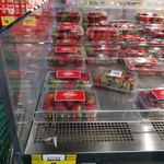 [VIC] Strawberry Punnets 250g $1 @ Woolworths, Camberwell