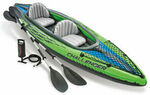 Intex Challenger Inflatable Kayak K2 $194.65 ($190.07 with eBay Plus) Delivered @ KG Electronic eBay