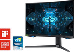 """Samsung Odyssey G7 1440p 240Hz Curved Gaming Monitor: 27"""" $749 (Was $999), 32"""" $849 (Was $1099) Delivered @ Samsung"""
