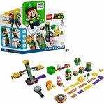 LEGO 71387 Super Mario Adventures with Luigi Starter Course Toy $63 Delivered @ Amazon AU