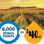 $40 off or 8,000 Bonus Flybuys Points with a $50 Shop Each Week over 2 Weeks @ First Choice Liquor (Needs Activation)
