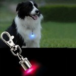 LED Flashing Pet Pendant with Batteries for $0.99 USD + Free Shipping
