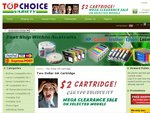 $2 Ink Cartridge Clearance on Selected Models (Shipping Excluded) - Plus $5 Cash Back Offer
