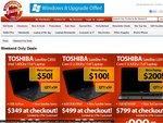 EOFY Sale: Toshiba L850 3rd Gen i7 with HD7610M - $799, OCZ 120GB Agility 3 $99 Free Mat + More!