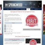 Voucher: 50% off Buffet Opening Special at Springwood Feast (QLD)