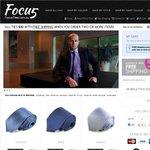 $20 Silk Ties from FocusTies.com.au ($10 off Each Tie / 33%+ off Each Tie)