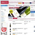 GraysOnline Wine - $20 off Per Wine Order Coupon Code from The Australian (The Deal Mag)