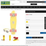 Stereo Vinyl Cruiser - $49.00 - Free Express Delivery - RRP $149.00