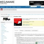 Megaware Computers Re-Location Sale Western Digital 3TB (Red) WD30EFRX - $161 (Free Shipping)