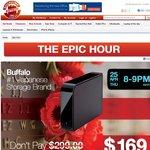 4TB Buffalo External Hard Drive USB 3 $169 + $9-$14 Postage @ 8-9PM ANZAC Day ShoppingExpress