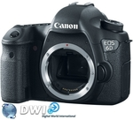 Canon EOS 6D Body Only $1499, w/24-105mm F4 $2149; w/24-70mm F4 $2549 Shipped from DWI