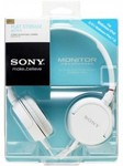 Sony Overhead Monitor H/Phone MDR-ZX100 $3.50 @ Dick Smith