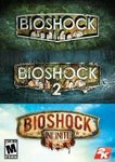 BioShock Triple Pack (BioShock, BioShock 2, Infinte) US $14.99 from Amazon.com