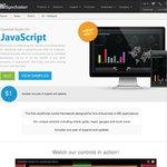 Syncfusion Essential Studio for JavaScript $599-> $1 (99% Discount) Lifetime License