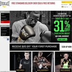 31% off Everlast - Ends 19 March