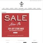 20% off Store Wide - Skinny Ties, Neckties, Bow Ties, Tie Bars, Cuff Links, Lapel Pins @ OTAA