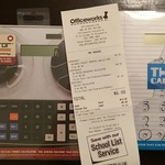 Retro Calculator/Mouse Pad OR Draw It Yourself Calculator $0.50ea @ Officeworks (in-Store)