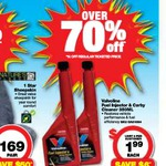 Valvoline Fuel Injector & Carby Cleaner $1.99 XLD Classic 20w50 $12 @ Autobarn