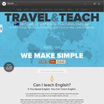 70% off TEFL and TESOL Courses at Teflen from $57 to $147