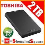 eBay Items: Toshiba 2TB HDD $132 Kingston SSD 480GB $245 & $100/$50 eBay Voucher@Shopping Square