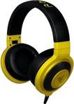 Razer Kraken Yellow NEON Gaming Headset $43 + Postage after $10 Discount Coupon @JW
