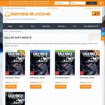 Call of Duty Ghosts $14.95 AUD [PS3/Xbox 360] + Free Shipping @ Games Buddha