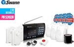 Swann Wireless Alarm Kit 2 $49.99 Delivered @ COTD