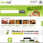 Menulog Delivery - 10% off