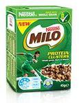FREE: Milo Protein Clusters Cereal Sample @ PINCHme