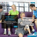 Enrol in SIS30315 Certificate III in Fitness for $2890 & Receive Your SIS40215 Certificate IV for $500 @ PT National