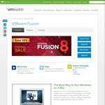 VMware Fusion Mac App Deals & Reviews - OzBargain