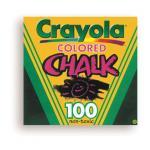 Crayola Coloured Chalk 100 Sticks $3.14 @ Officeworks (Was $6.28)