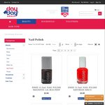 Any Loreal 5ml Colour Riche & Maybelline Color Show 7ml Nail Polish $0.99 + Delivery @ Day to Day Deals