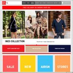 Uniqlo Free Delivery for All Orders Today Only