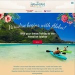 Win a Trip for 4 to Hawaii Worth $16,000 from Hawaii Tourism