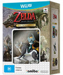 Zelda Twilight Princess HD with Amiibo $68 @ EB Games