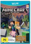 Minecraft Wii U Edition $34 @ Target