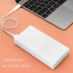 Genuine XIAOMI Quick Charge 2.0 20000mAh Power Bank $31.73 US (~$44.12 AU) Shipped @ Everbuying