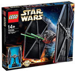 LEGO 75095 Star Wars UCS Tie Fighter $233.10 (Was $279) Posted + More @ Target eBay