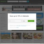 10% off Purchases (App Wide) @ Groupon