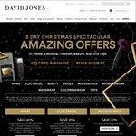 3 Day Christmas Spectacular at David Jones - 25% off When You Buy 2 or More Full Price Toys + More