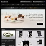 Buy 130 Nespresso Capsules, Get 20 Free $88.40 (Combine with AmEx Cashback = $68.40 Delivered = 45.6c Each) @ Nespresso