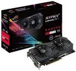 Asus ROG RX 470 Strix Gaming 4GB $263.20 @ PC Byte eBay