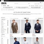 """ASOS up to 60% off """"Smart Stuff"""""""