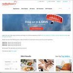 $30/ $40/ $50 off with Min Spend of $149/ $199/ $249 Sitewide @ RedBalloon