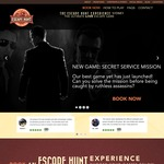 20% Off Escape Room @ Escape Hunt Experience Sydney [NSW] E.g. $67.20 for 2 people, $121.60 for 4 people